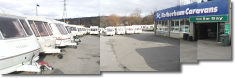 Caravans for Sale Yorkshire from Rotherham Caravans Yorkshire