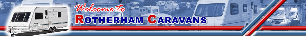 Touring Caravans from Rotherham Caravans